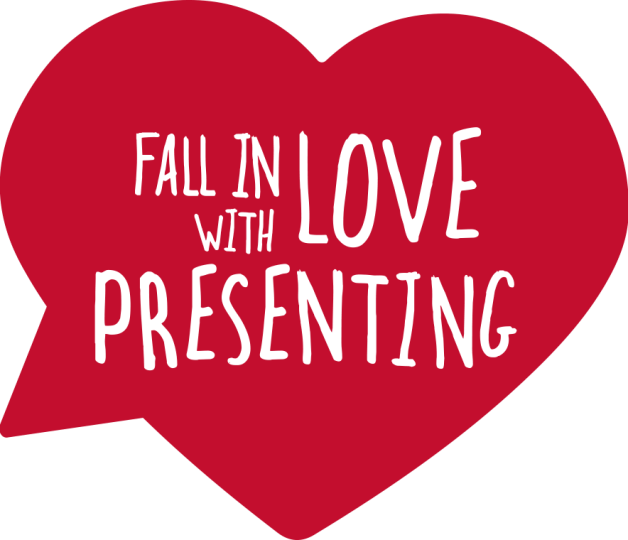 Fall in Love with Presenting